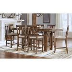 Eastwood 7 PC Counter Height Dining Set