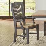 Port Townsend Slatback Arm Chair