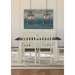 Mariposa 5 PC Dining Set