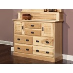 Amish Highlands Mule Chest