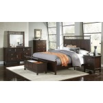 Suncadia King Panel Bedroom Set