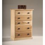Amish Highlands 5-drawer Chest