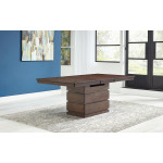 HIGH-LOW Convertible Height Storage Table