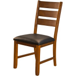 Mason Ladderback Uph Side Chair