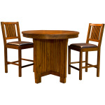 42″ Gather Ht Round Table