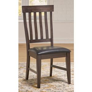 Bremerton Slatback Upholstered Chair
