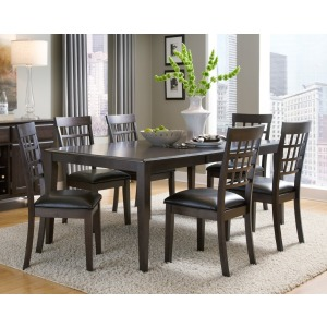 Bristol Point 7 PC Dining Set