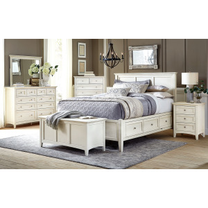 Northlake King Storage Bed