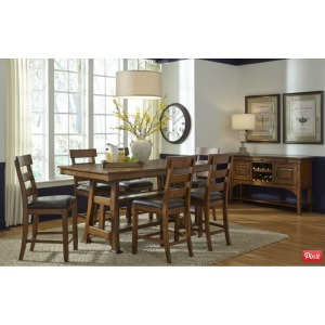 Ozark 7PC Gathering Dining Set