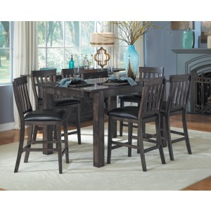 Mariposa 7 PC Dining Set