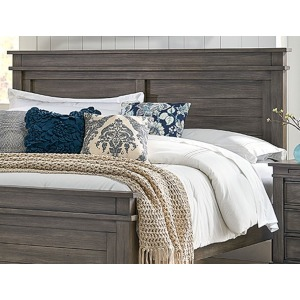 Glacier Point King Panel Headboard