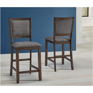 Chesney Upholstered Counter Stool