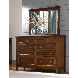 Westlake Master Dresser & Master Mirror