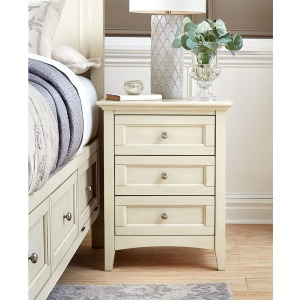 Northlake 3-Drawer Nightstand