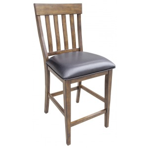 Mariposa Slat Back Stool