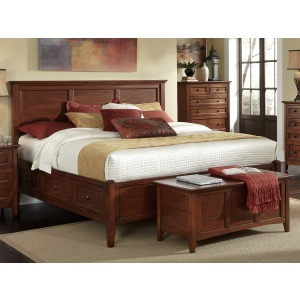 Westlake Ek Storage Bed