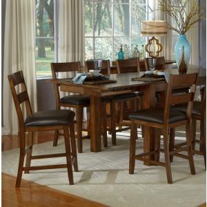 Mariposa 7 PC Gather Dining Set