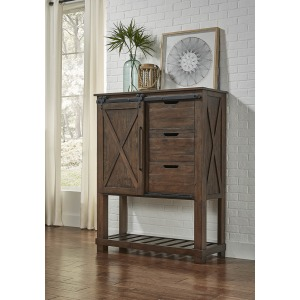 Sun Valley RT Barn Door Chest