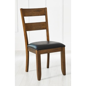 MARIPOSA RUSTIC LADDERBACK CHAIR