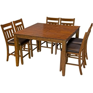Mason 7PC Gathering Dining Set