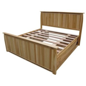 Adamstown Ek Panel Storage Bed