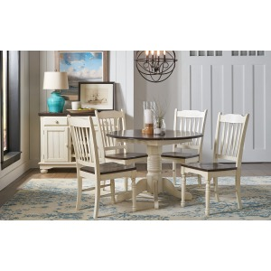 British 5pc Isles Table Set