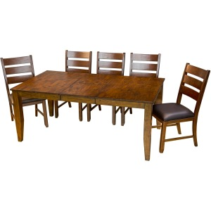 Rectangular Butterfly Gathering Table