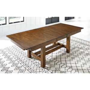 MARIPOSA RUSTIC TRESTLE TABLE