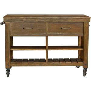 Anacortes Kitchen Island
