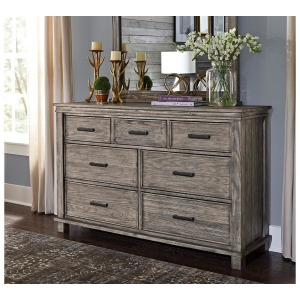 Glacier Point Dresser with Mirror