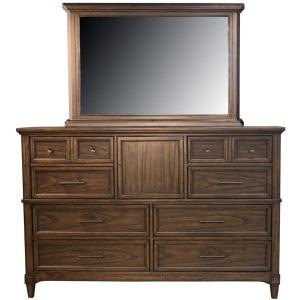 Harborside Dresser & Mirror