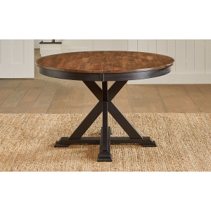 Round to Oval Table
