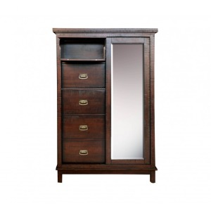 Suncadia Wardrobe with Mirror