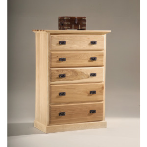Amish Highlands 5-drawer Chest