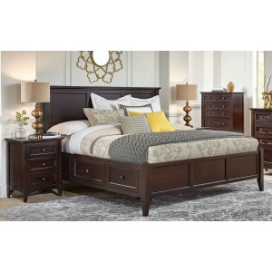 Westlake DM King Storage Bed