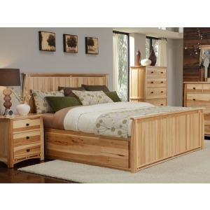 Adamstown Qn Panel Storage Bed