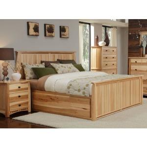 Adamstown Qn Panel Storage Bed