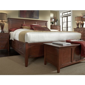 Westlake 3 PC King Storage Bedroom Set