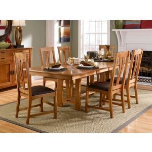 Cattail Bungalow Trestle Table