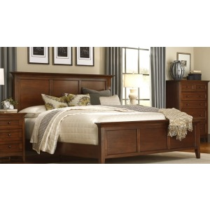 Westlake Bedroom Set -- E. King Panel Bed