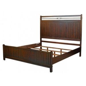 Suncadia Queen Panel Bed