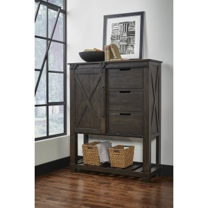 Sun Valley Barn Door Chest
