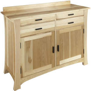 Cattail Bungalow Natural Sideboard