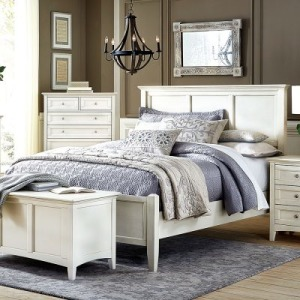 Northlake King Panel Bed