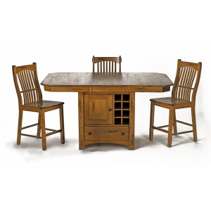 Laurelhurst 5 PC Counter Height Dining Set