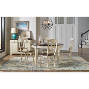 British Isles 5 PC Dining Set