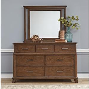 Filson Creek Dresser & Mirror