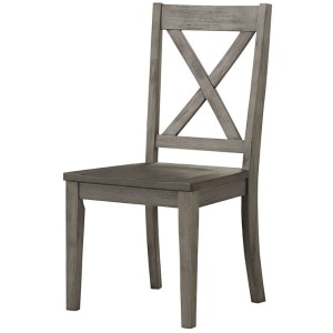 Huron X-Back Side Chair