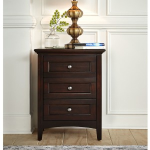 Westlake 3-drawer Nightstand