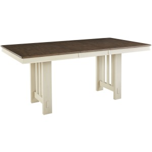 Bremerton Gather Height Trestle Table